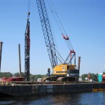 marine construction photos