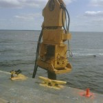 replace breakwater - photos