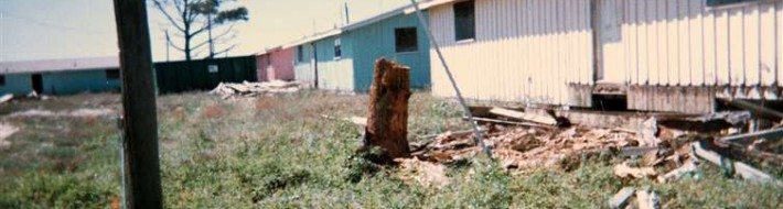 demolish cottages