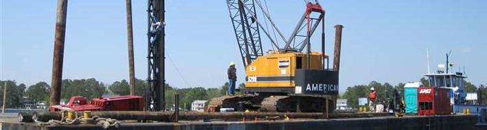 Marine Construction Company Panama City FL